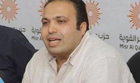 Mohamed El-Kassas (Photo: Al-Ahram)
