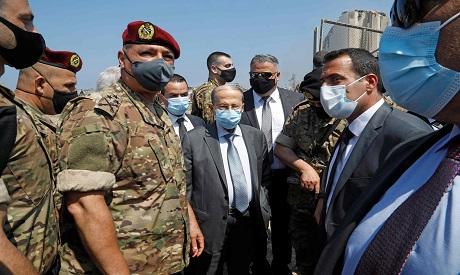 Lebanese President Aoun
