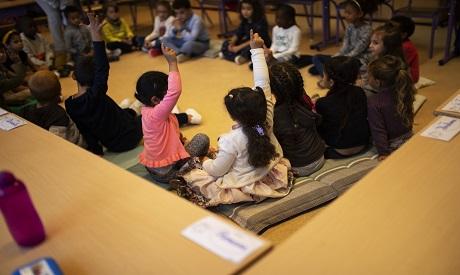 Primary school in Brussels