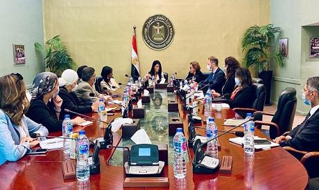 Minister Rania Al Mashat