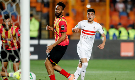 Zamalek v Esperance Sportive de Tunis