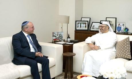 UAE-Israel relation