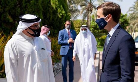 Kushner,Prince Salman bin Hamad