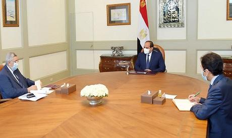 Sisi and Tag El-Din
