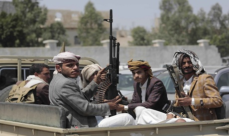 Houthi rebels. Reuters