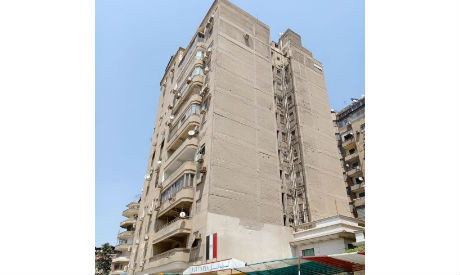 Zamalek building