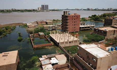 Climate theories  on Sudan