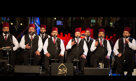 Abo-Shaar Brothers troupe