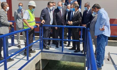 Mahalla Water treatment plant