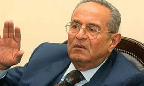 The chairman in Wafd Party MP Bahaa Abu Shaqa