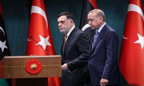 Libya/Turkey
