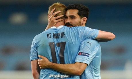 Manchester City's Gundogan tests positive for COVID-19