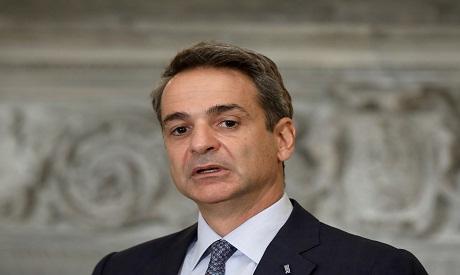 PM Kyriakos Mitsotakis