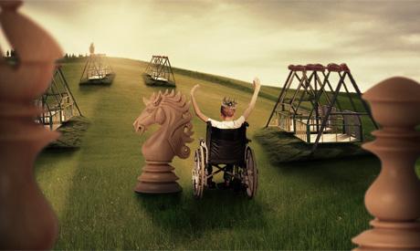 A park for special needs