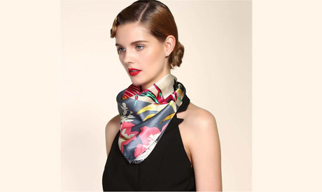Scarf it up this autumn