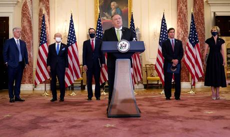 Refusing US sanctions on Iran
