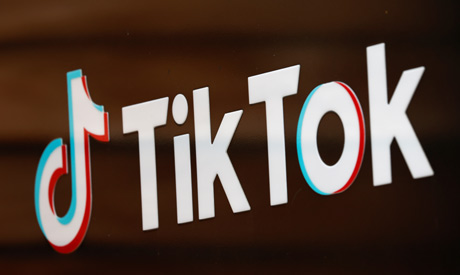 Logo of the TikTok app. (Photo: AFP)