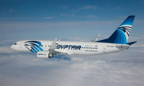 EgyptAir airplane (Photo: EgyptAir Website)