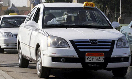 File Photo: Taxi in Cairo (Photo:Reuters)