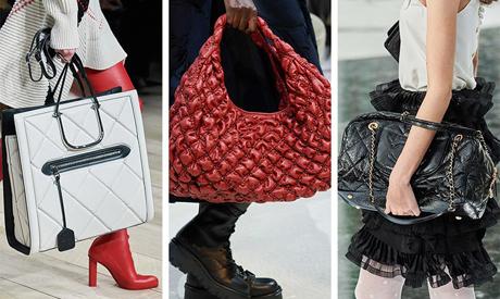 Handbag trends for autumn