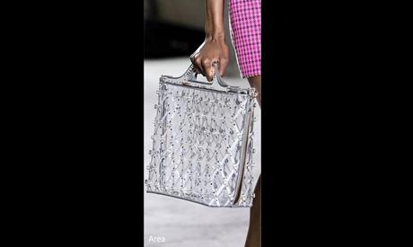 Shiny purses