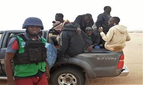 Migrants in Niger