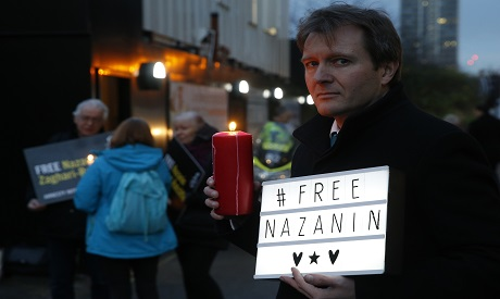 British-Iranian aid worker Zaghari-Ratcliffe faces new charge