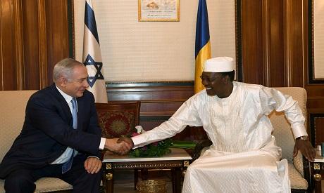 Chad-Israel relation