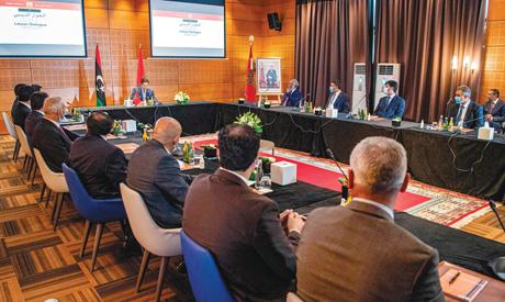 Libya talks move forward