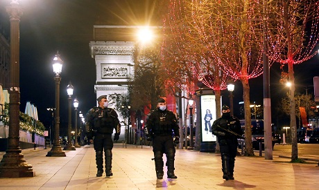 Police Shut Down Raves Defying COVID-19 Curbs In France And Spain