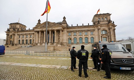 Germany parliament