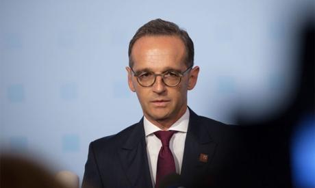 German FM Heiko Maas