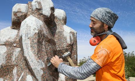 Aswan International Sculpture Symposium