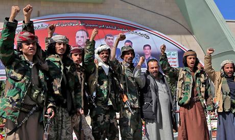Houthi rebels. (File Photo: Reuters)