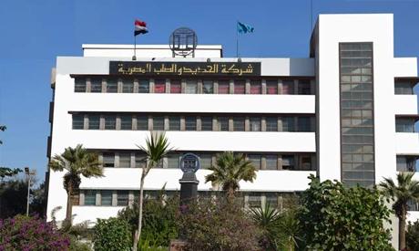 Iron and Steel Company headquarter. Al-Ahram