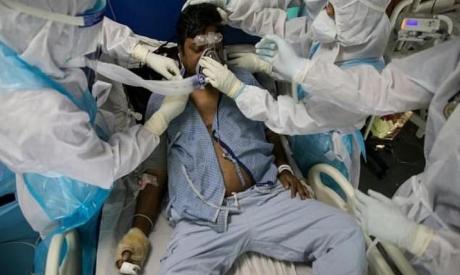 COVID-19 case in India