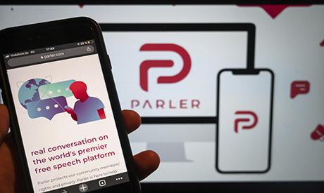 media platform Parler