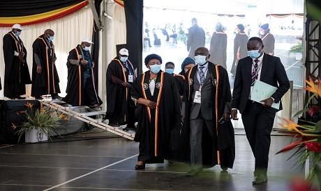 Presidential election in Uganda