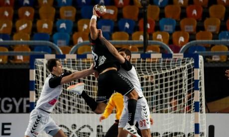 Egypt v Macedonia handball