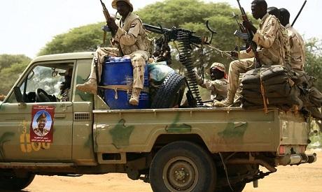 Sudan troops