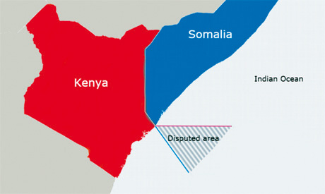 Somalia and Kenya: Time to defuse tension