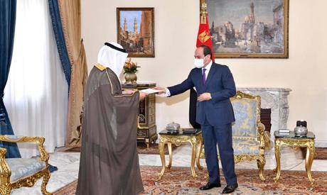 El-Sisi and Kuwait
