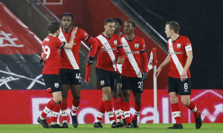 Southampton beat Shrewsbury to set up Arsenal FA Cup tie
