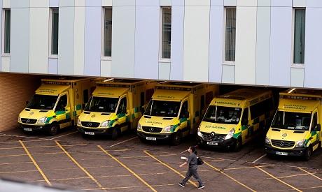 Hospital, UK