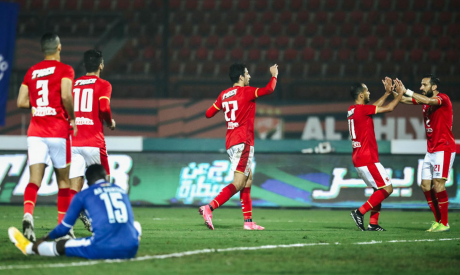 حقائق المباراة: الأهلي – المقاولون العرب (الدوري المصري الممتاز) – كرة القدم المصرية – رياضة