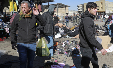 Death toll from Baghdad bombs reaches 28