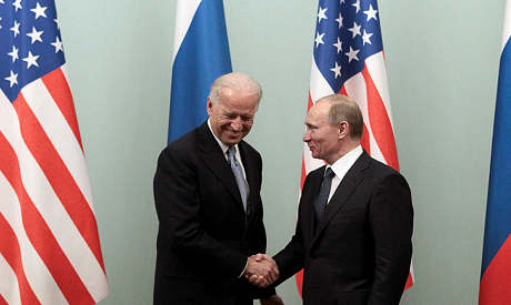 Better ties with USA up to Biden -Russia
