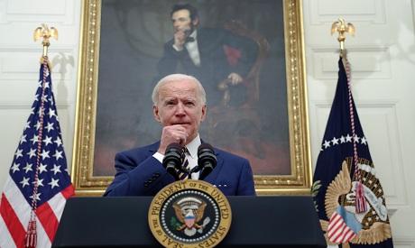 U.S. President Joe Biden Reuters