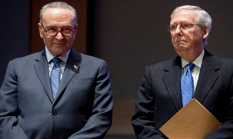 US Senate leasers