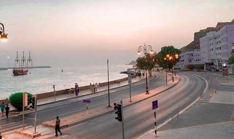 Lockdown in Muscat